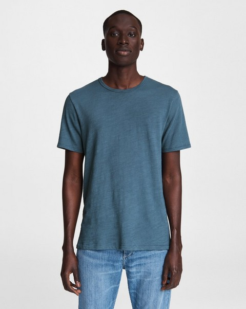 RAG & BONE Classic Flame Organic Cotton Tee