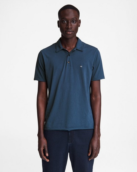 RAG & BONE Principle Jersey Polo