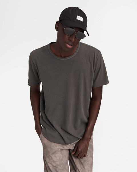 RAG & BONE Haydon Cotton Linen Tee