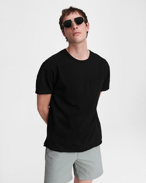 RAG & BONE Kirby Cotton Tee