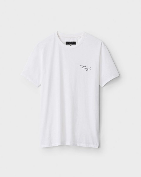 null New York, New York Cotton Tee