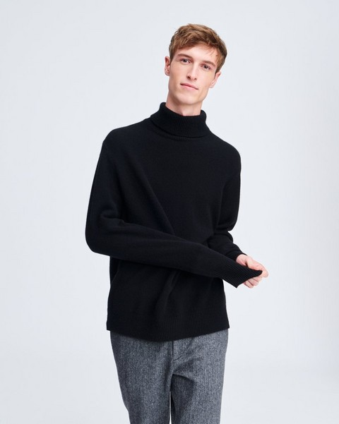 RAG & BONE HALDON CASHMERE TURTLENECK