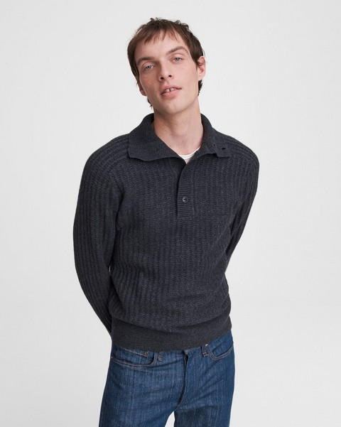RAG & BONE Eco Recycled Merino Pull Over