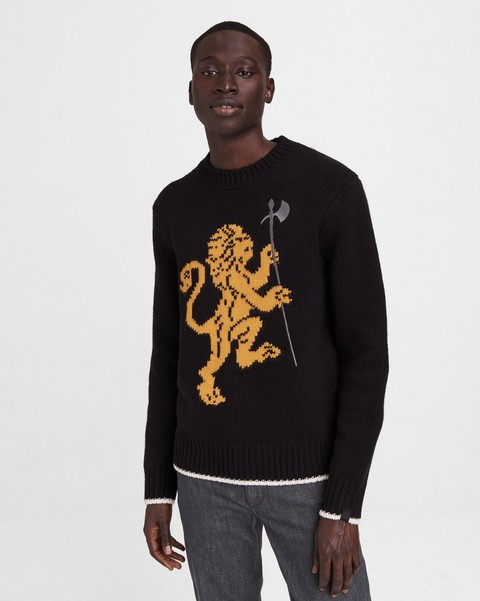 RAG & BONE Leo Wool Crew