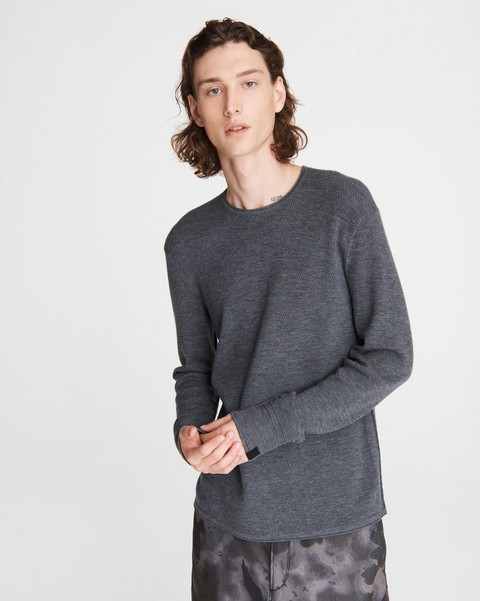 RAG & BONE Collin Wool Crew