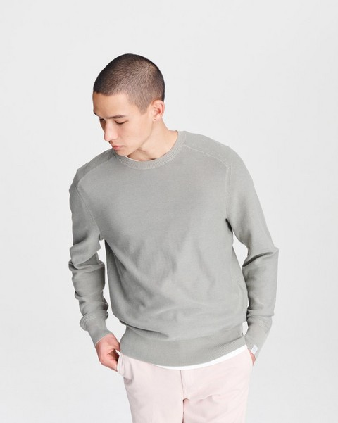 RAG & BONE Lance Cotton Crew
