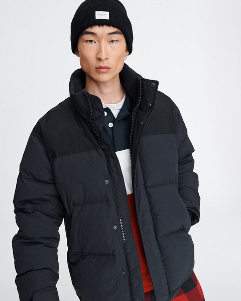 RAG & BONE BUBBLE JACKET