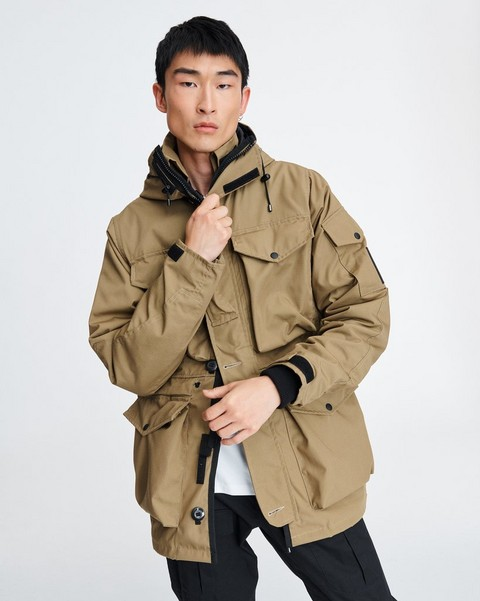 RAG & BONE ARKAIR COMBAT SMOCK - EXCLUSIVE