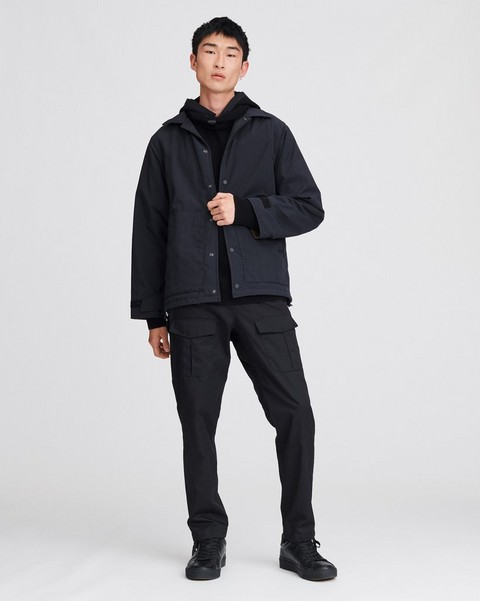 RAG & BONE ARKAIR COACHES JACKET