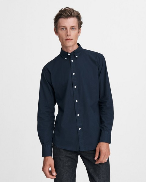 RAG & BONE Fit 2 Tomin Shirt - Poplin