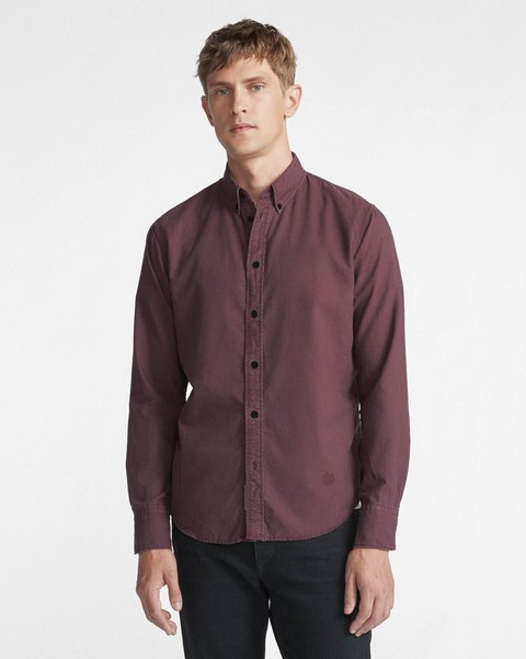 RAG & BONE FIT 2 TOMLIN POPLIN