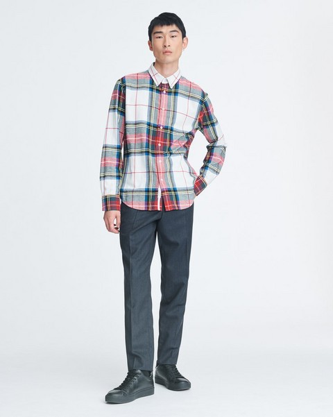 RAG & BONE Fit 2 Tomin Shirt - Flannel