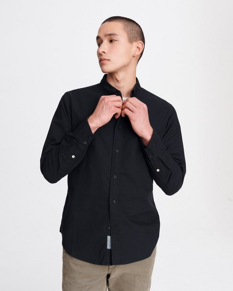 RAG & BONE FIT 2 TOMLIN OXFORD SHIRT