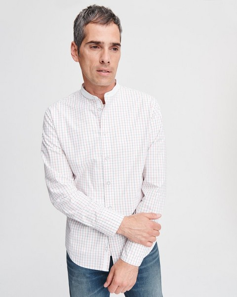 RAG & BONE Grandad Shirt - Cotton