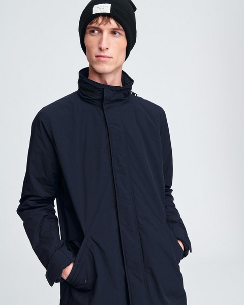 RAG & BONE PADDED CAR COAT