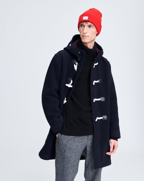 RAG & BONE TOGGLE COAT
