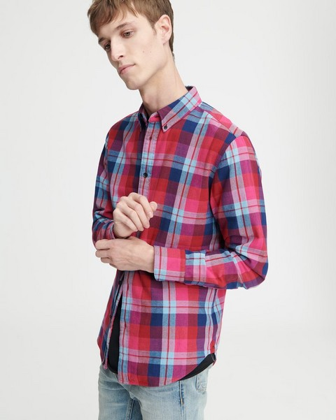 RAG & BONE FIT 2 TOMLIN SHIRT