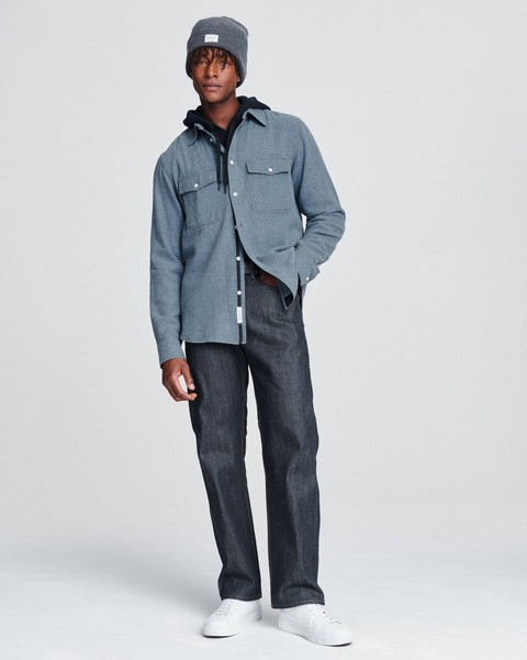 RAG & BONE Jack Shirt - Cotton