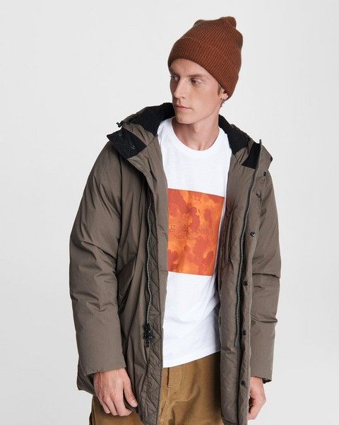 RAG & BONE M42 Down Puffer Jacket