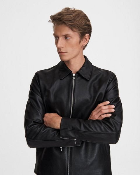 RAG & BONE Sawyer Leather Jacket