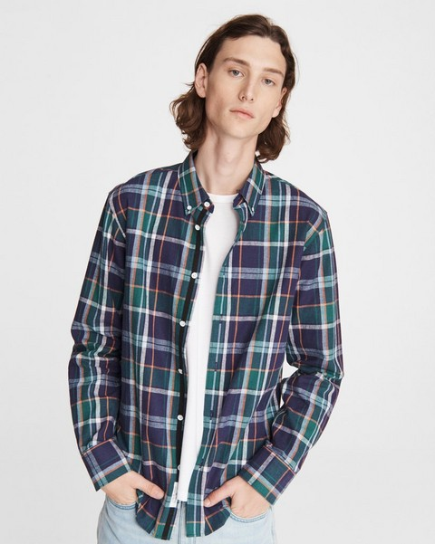 RAG & BONE Fit 2 Tomlin - Japanese Flannel