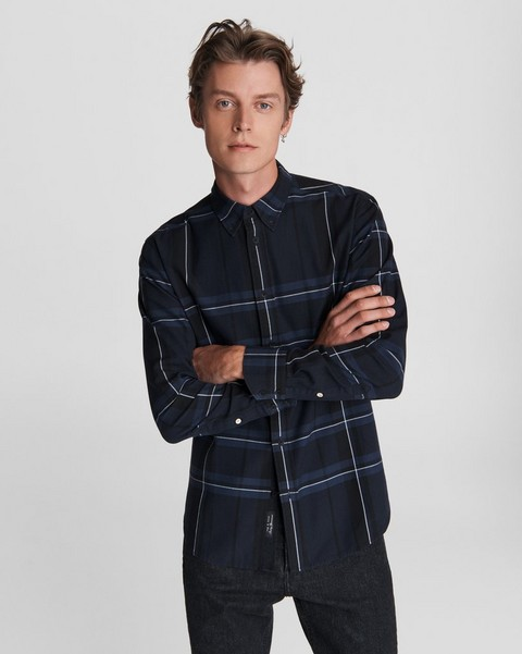 RAG & BONE Fit 2 Tomlin - Cotton Flannel