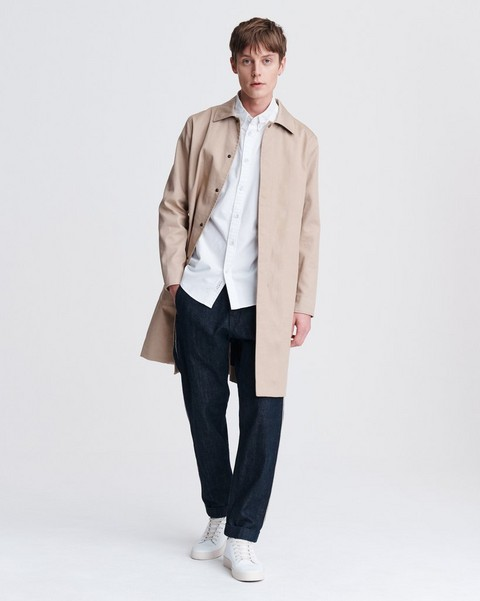 RAG & BONE Samuel Cotton Coat
