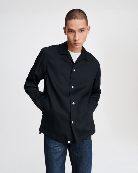 RAG & BONE Finlay Shirt Jacket - Twill