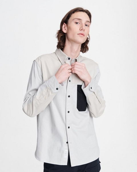 RAG & BONE FRANKLIN CHORE SHIRT