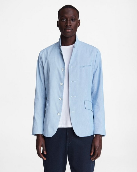RAG & BONE Japanese Cotton Parker Blazer