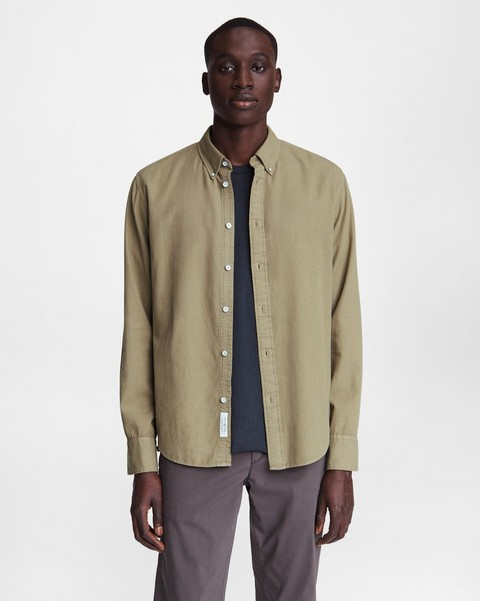 RAG & BONE Fit 2 Tomlin - Cotton Dobby
