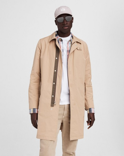 RAG & BONE Harrier Cotton Blend Trench