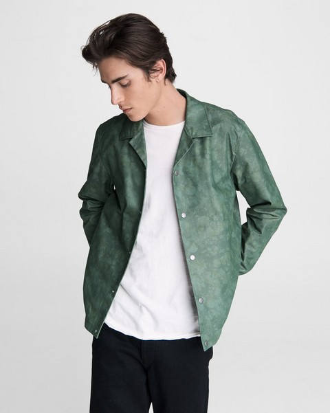 RAG & BONE Finlay Cotton Shirt Jacket