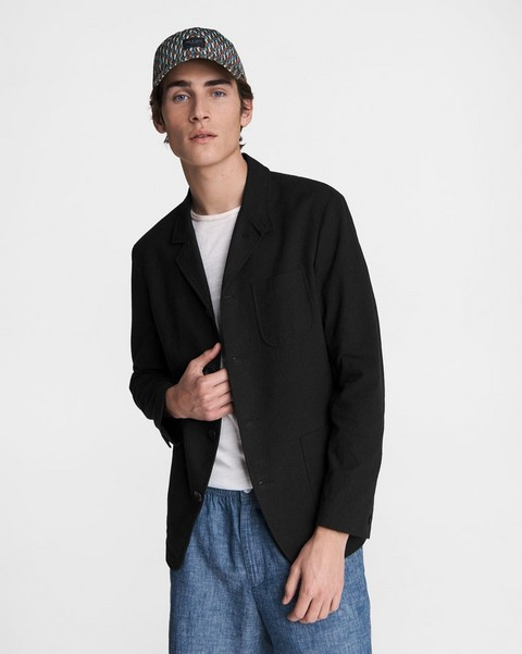 RAG & BONE Parker Cotton Blazer