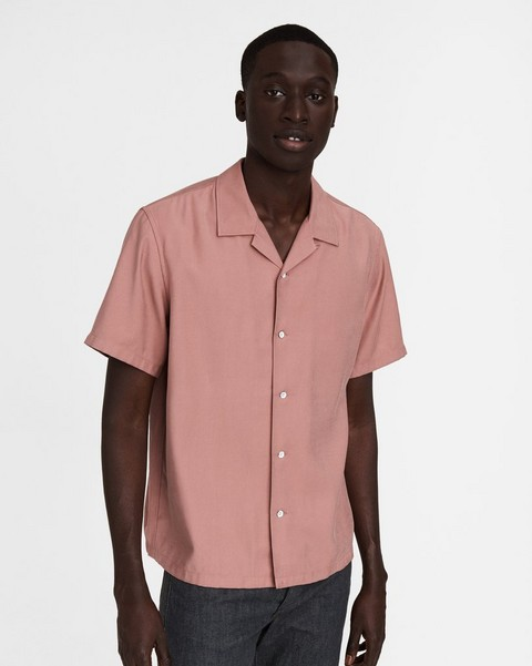 RAG & BONE Avery Rayon Shirt