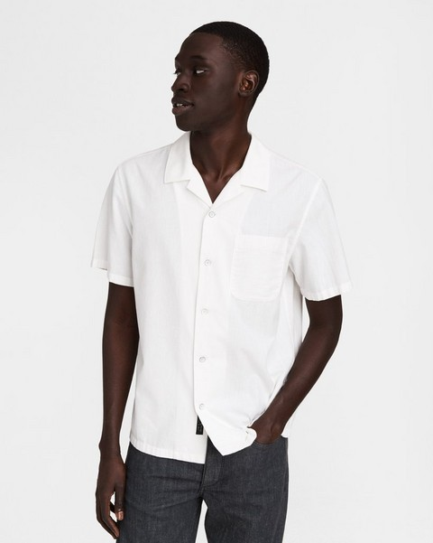 RAG & BONE Japanese Avery Shirt - Chambray