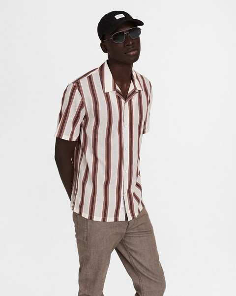 RAG & BONE Japanese Avery Shirt - Cotton Tencel