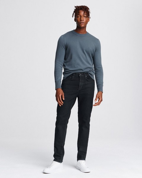 "RAG & BONE FIT 2 IN RECKLESS NIGHT - 30"" Inseam Available"