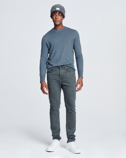 RAG & BONE FIT 2 IN FATIGUE GREEN