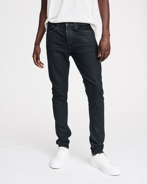 RAG & BONE Fit 1 Low-Rise - Reckless Night