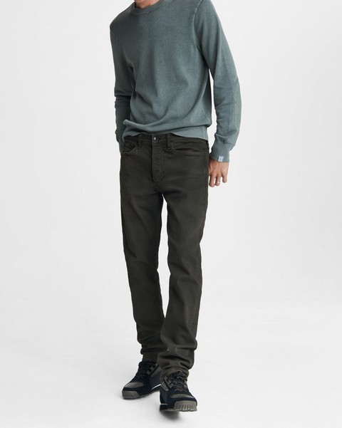 RAG & BONE Fit 2 - Dark Moss