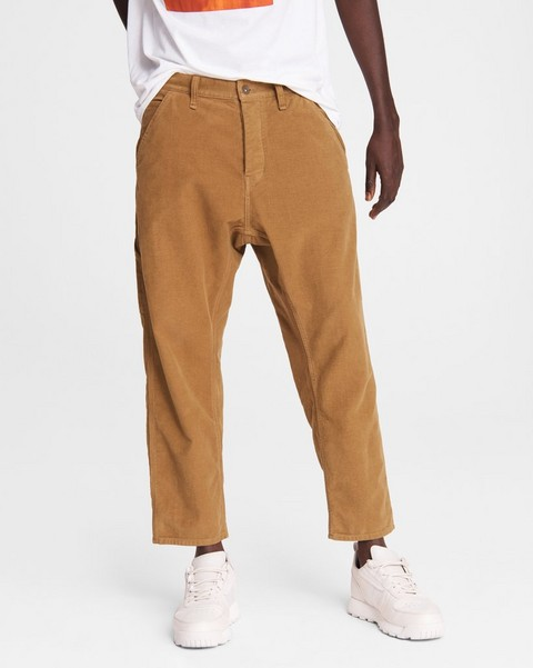 RAG & BONE Moleskin Workwear Cotton Pant