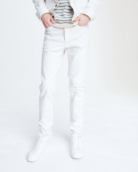 RAG & BONE FIT 2 IN ECRU - 30 INCH INSEAM AVAILABLE