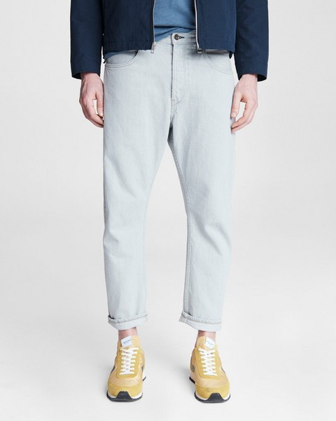RAG & BONE Cotton Hemp Slouch Taper