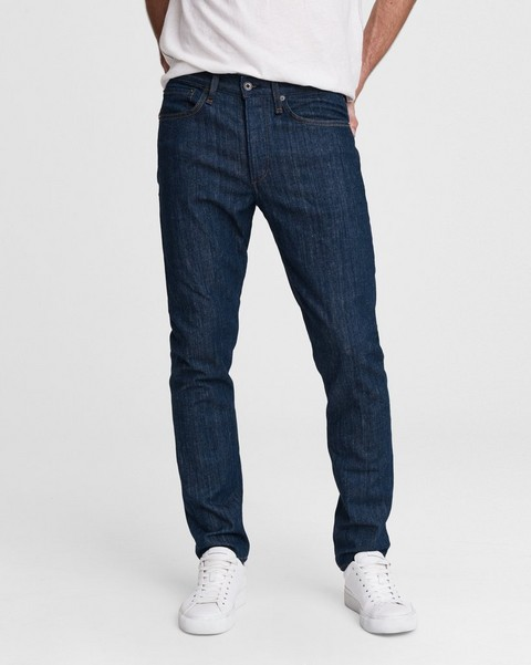 RAG & BONE Slouch Cotton Linen Taper