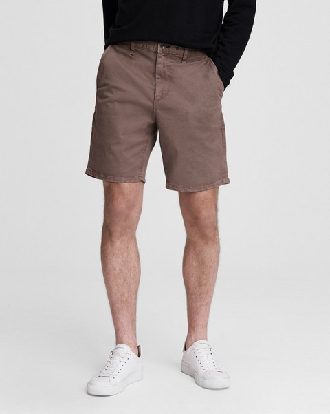 RAG & BONE Classic Cotton Chino Short