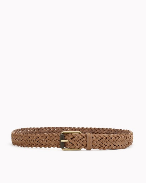 RAG & BONE 35MM WOVEN BELT