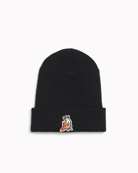 RAG & BONE PIZZA RAT PATCH BEANIE