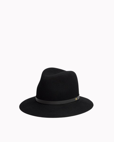 30c6c414d35 Fedoras Hats in Suede   Leather with Urban Style