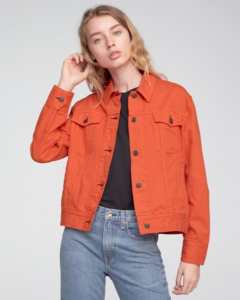 RAG & BONE OVERSIZED JACKET